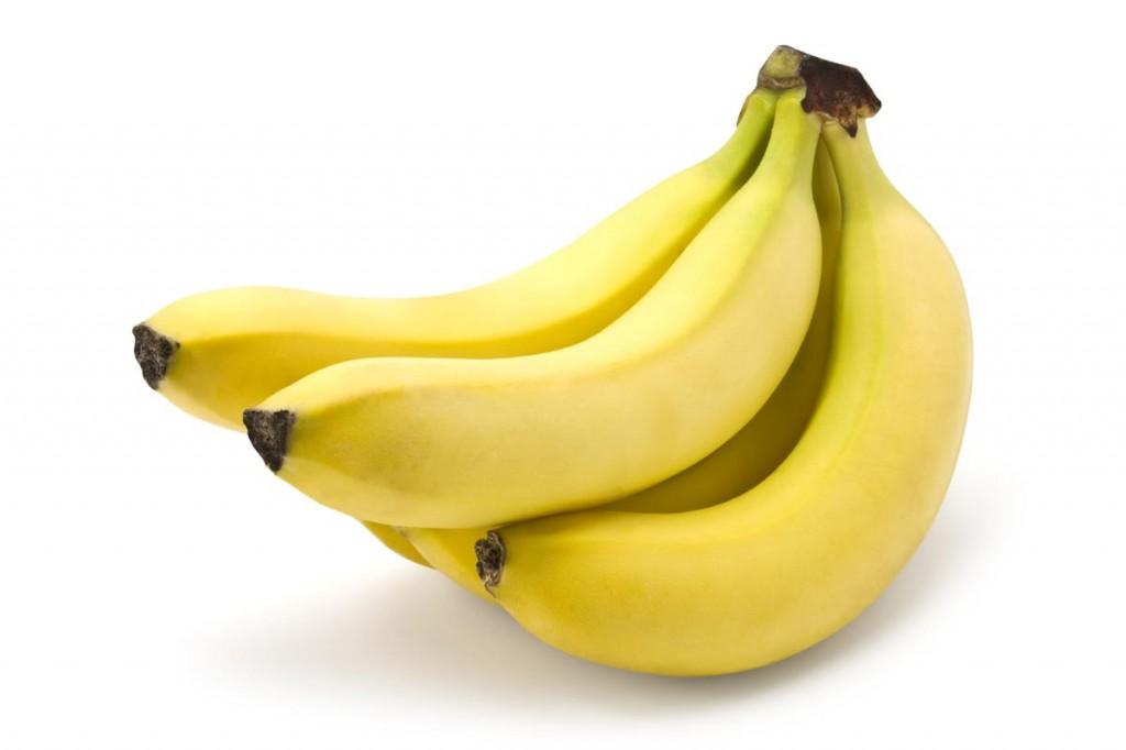 El plátano, la mejor fruta para los jugadores de pádel