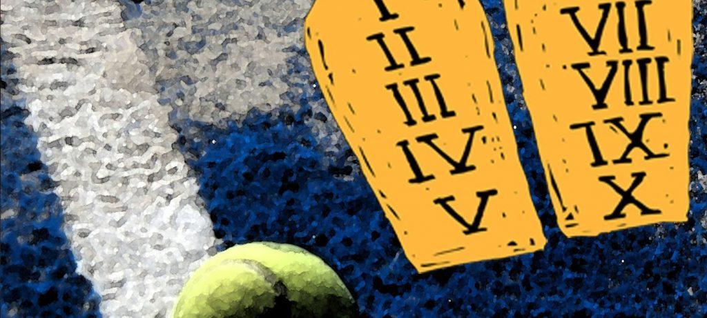 Los 10 mandamientos del pádel