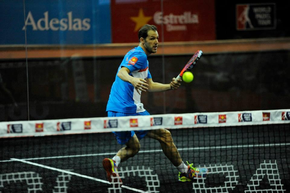 Juan Martín Díaz puede ser considerado como el jugador más impredecible del circuito