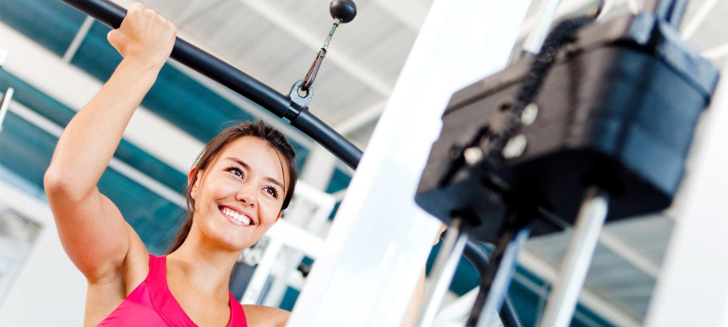 El gimnasio como complemento para el pádel