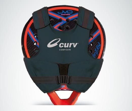 Drop Shot Curv, una de las palas de padel del futuro