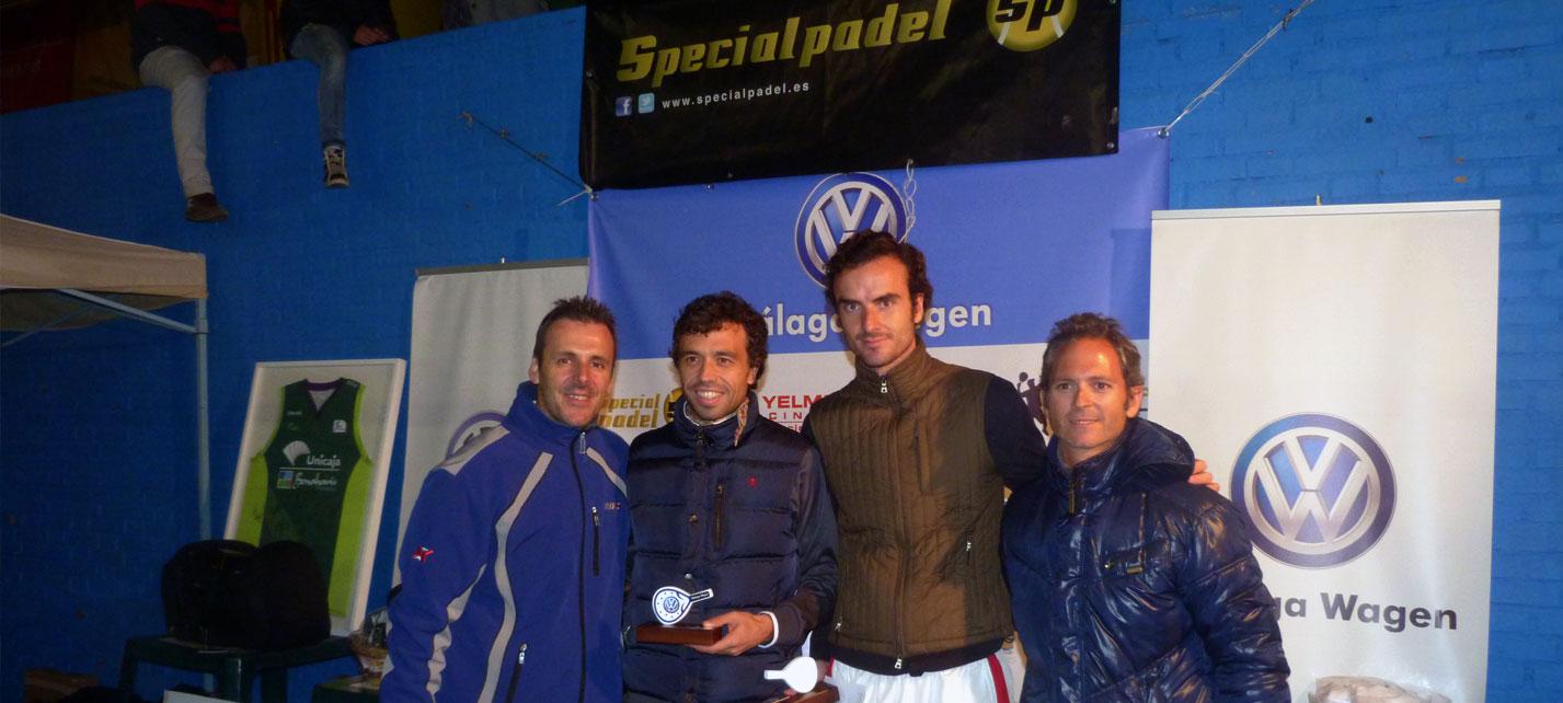 Campeones de 2ª masculina