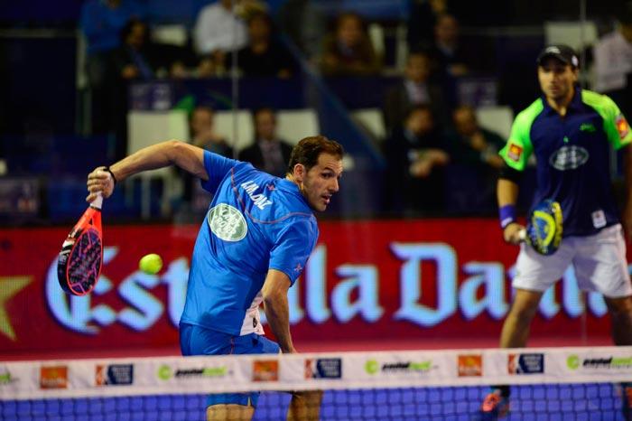 Juan y Bela esperan rivales en semifinales