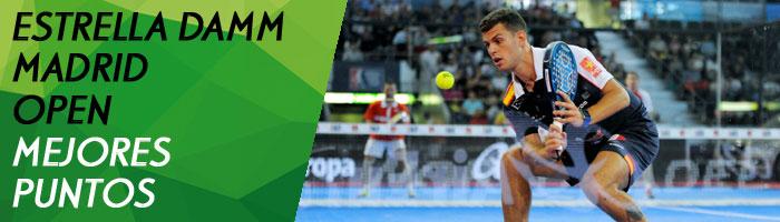 Mejores puntos del Estrella Damm Madrid Open