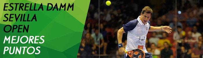 Mejores puntos del Estrella Damm Sevilla Open