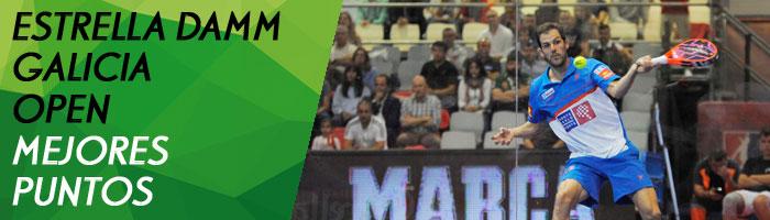 Mejores puntos del Galicia Open