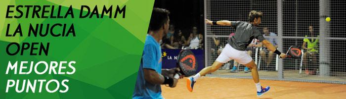 Mejores puntos del Estrella Damm La Nucia Open