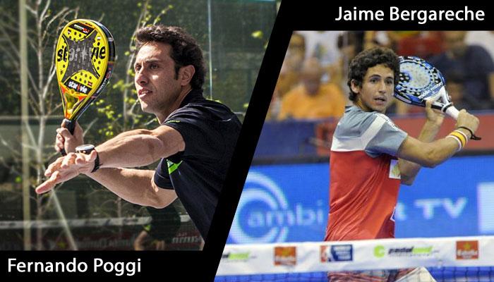 Nuevas parejas del World Padel Tour 2015: Fernando Poggi y Juan Bergareche