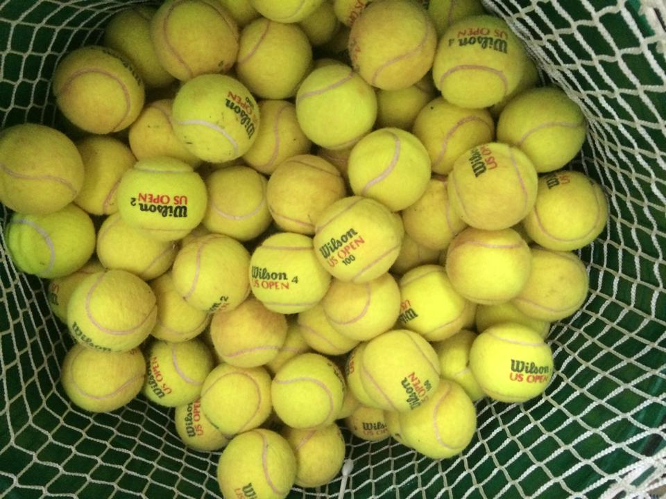 Presuriza de nuevo tus pelotas usadas con Winball