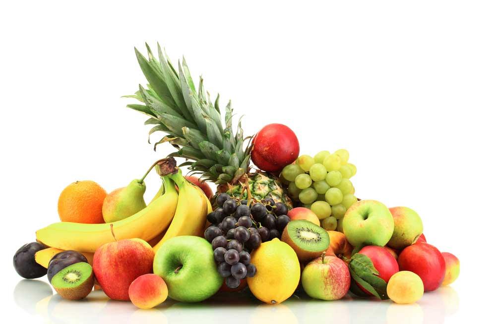 La fruta te ayuda a recuperar energía tras jugar