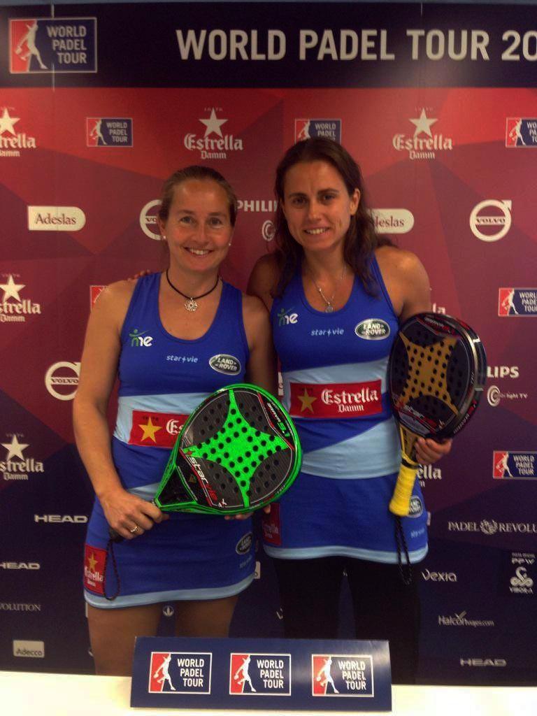 Carolina Navarro y Ceci Reiter lucharán por volver a lo más alto en 2015
