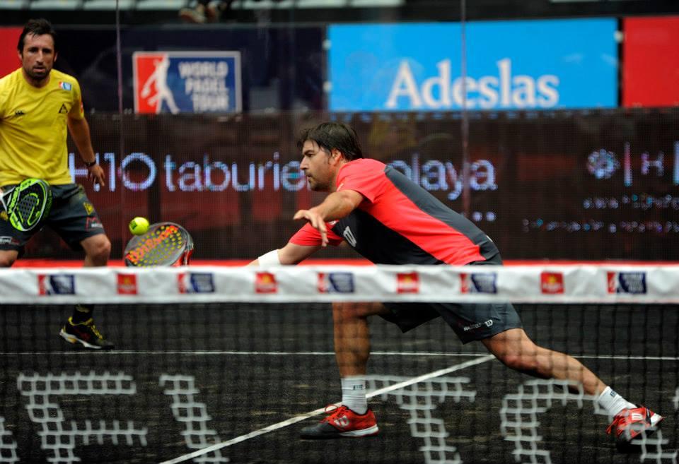 Cristian Gutiérrez y Maxi Grabiel esperan dar su mejor versión en La Palma Open