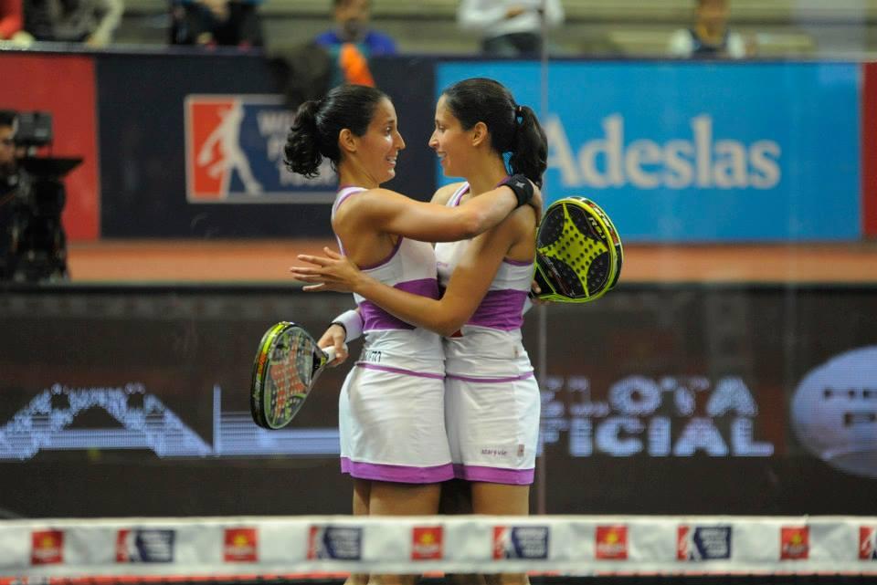 Majo y Mapi se han consagrado como las número 1 del ranking femenino