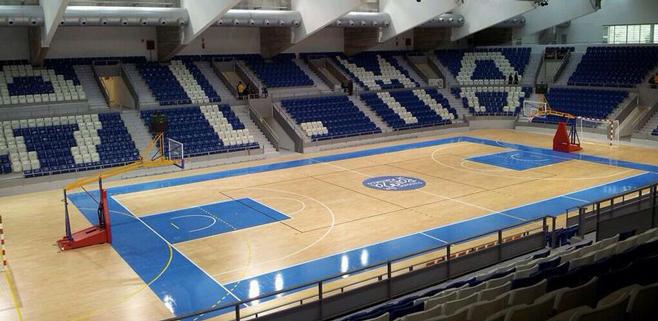 El Palacio Municipal de deportes de Son Moix acogerá el Palma de Mallorca Open
