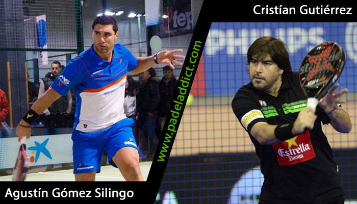 Agustín Gomez Silingo y Cristían Gutiérrez, nueva pareja para el resto del año