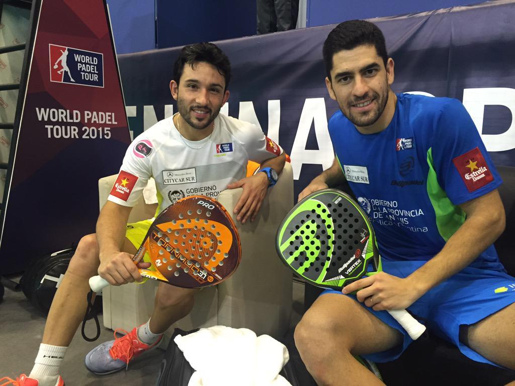Maxi Sánchez y Sanyo Gutiérrez jugarán juntos en 2018