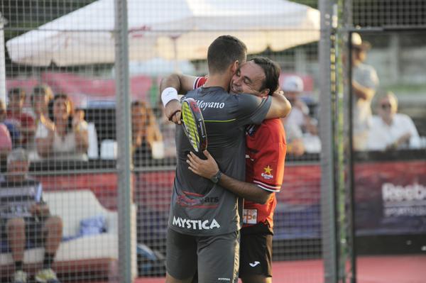 Ramiro y Godo Díaz se dicen adios tras ganar el Madrid Challenger
