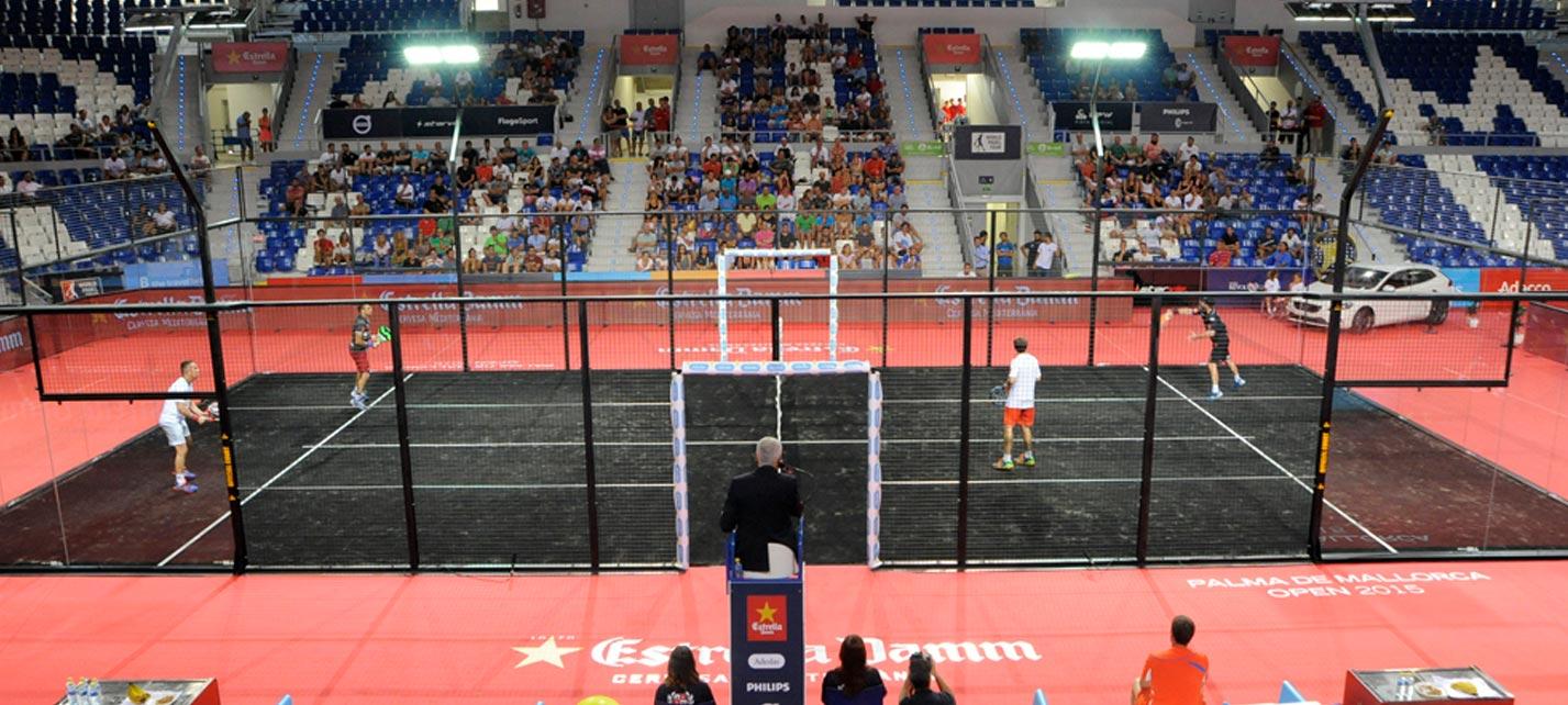 Crónica de los octavos del Palma de Mallorca Open