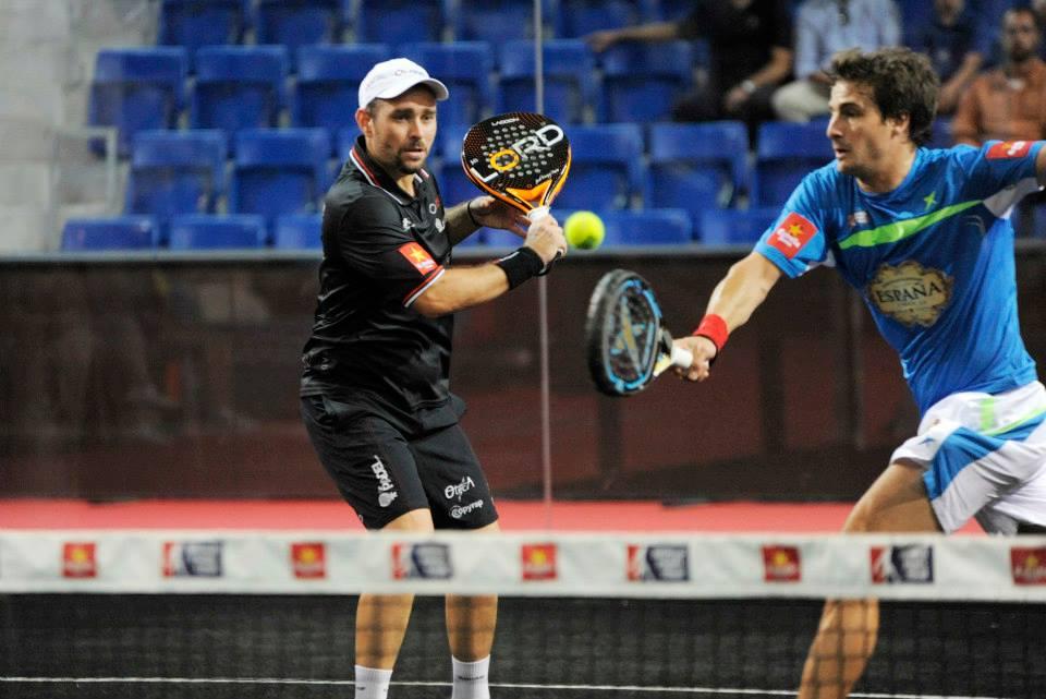 Fede Quiles y Jordi Muñoz volverán a reencontrarse en Barcelona