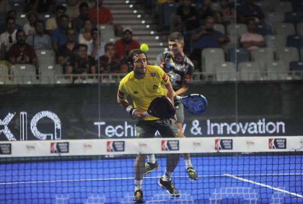 Maxi Grabiel y Ramiro Moyano se hicieron con la victoria en su debut