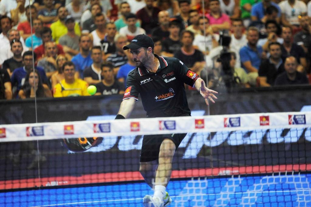 Jordi buscará mejores resultados junto a Poggi en 2016