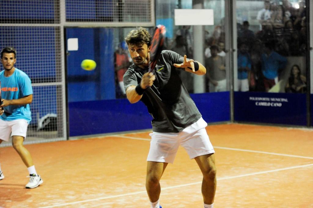 El ex-tenista Juan Carlos Ferrero volverá a jugar una prueba del circuito World Padel Tour