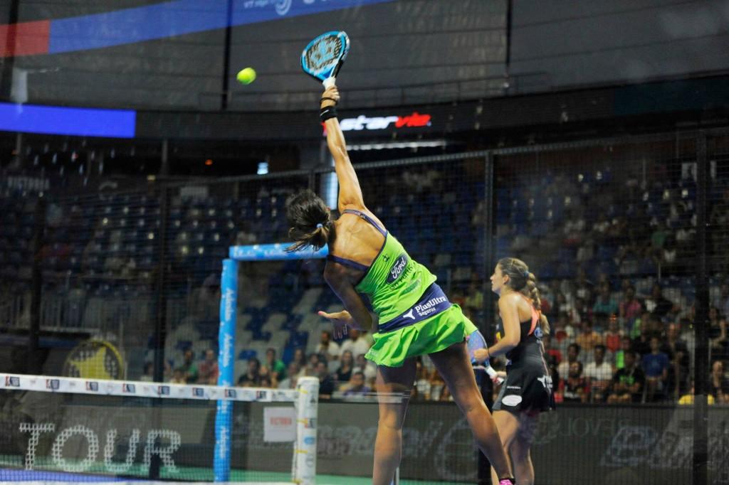 Marta Marrero y Ale Salazar defienden su primer puesto en el ranking
