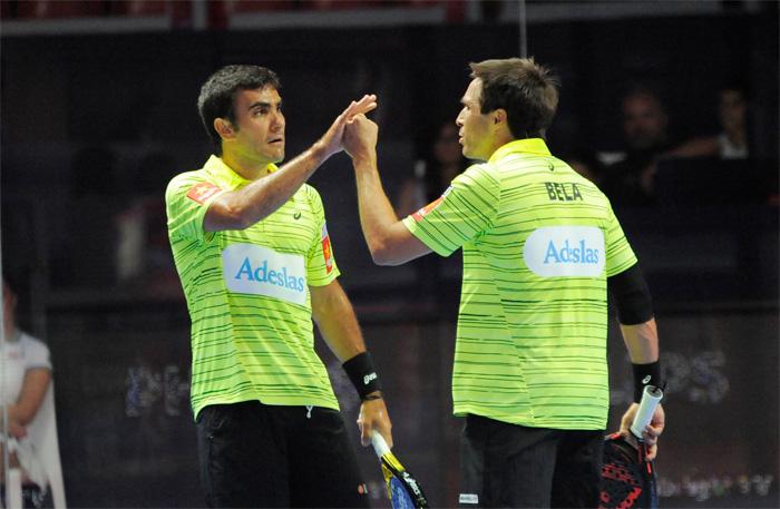 Los números reaparecerán en el Sevilla Open
