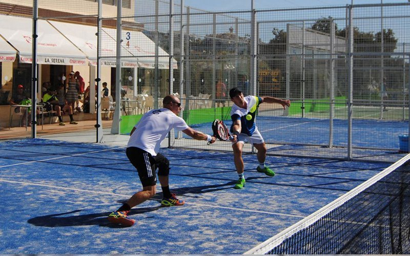The Paddle In Sweden Padel In Sweden
