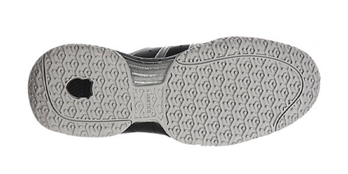 Zapatillas de pádel con suela omni