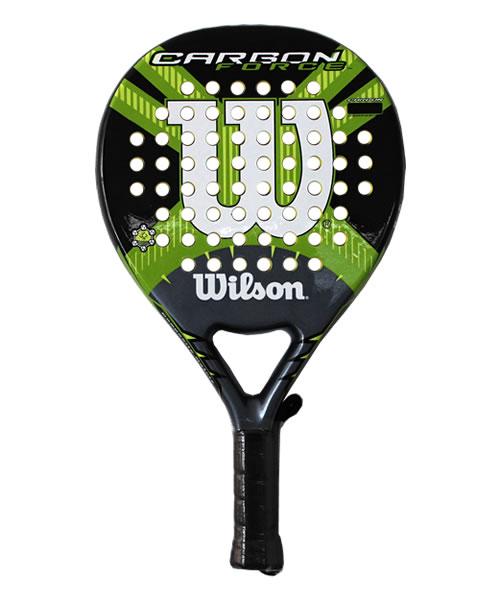 La pala Wilson Carbon Force, la pala más vendida de Wilson
