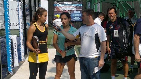 Marina Gonsálvez y Carlota García, campeonas del Mundo Cadete