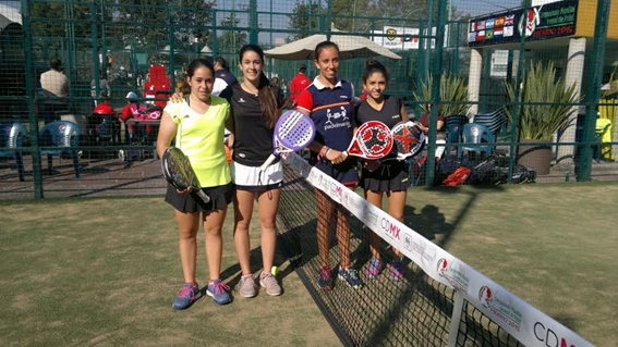Cristina Carrascosa y Cristina Rayo, campeonas del Mundo Infantil