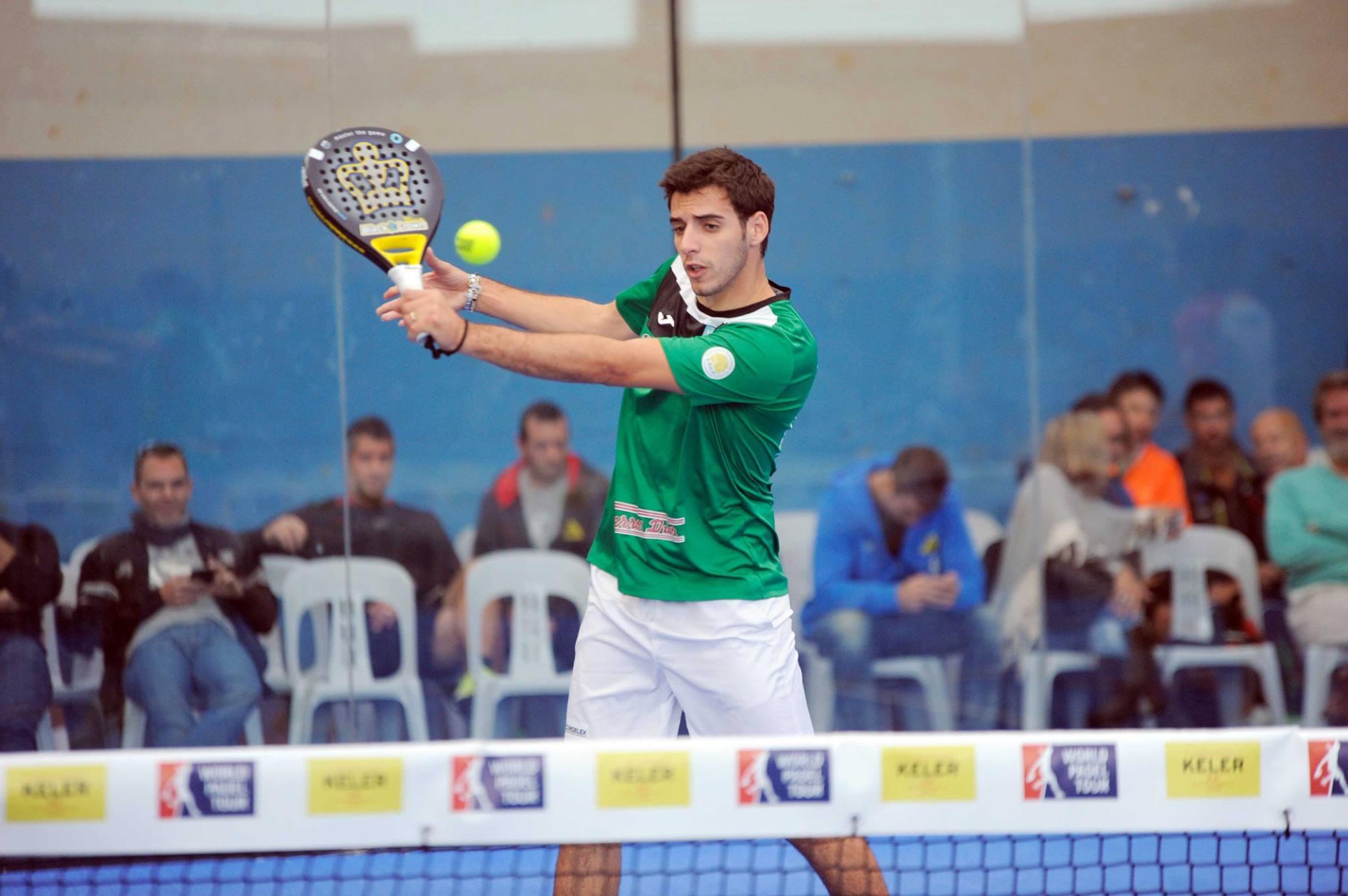 José Antonio García Diestro buscará mejorar posiciones en 2018 junto a Nerone