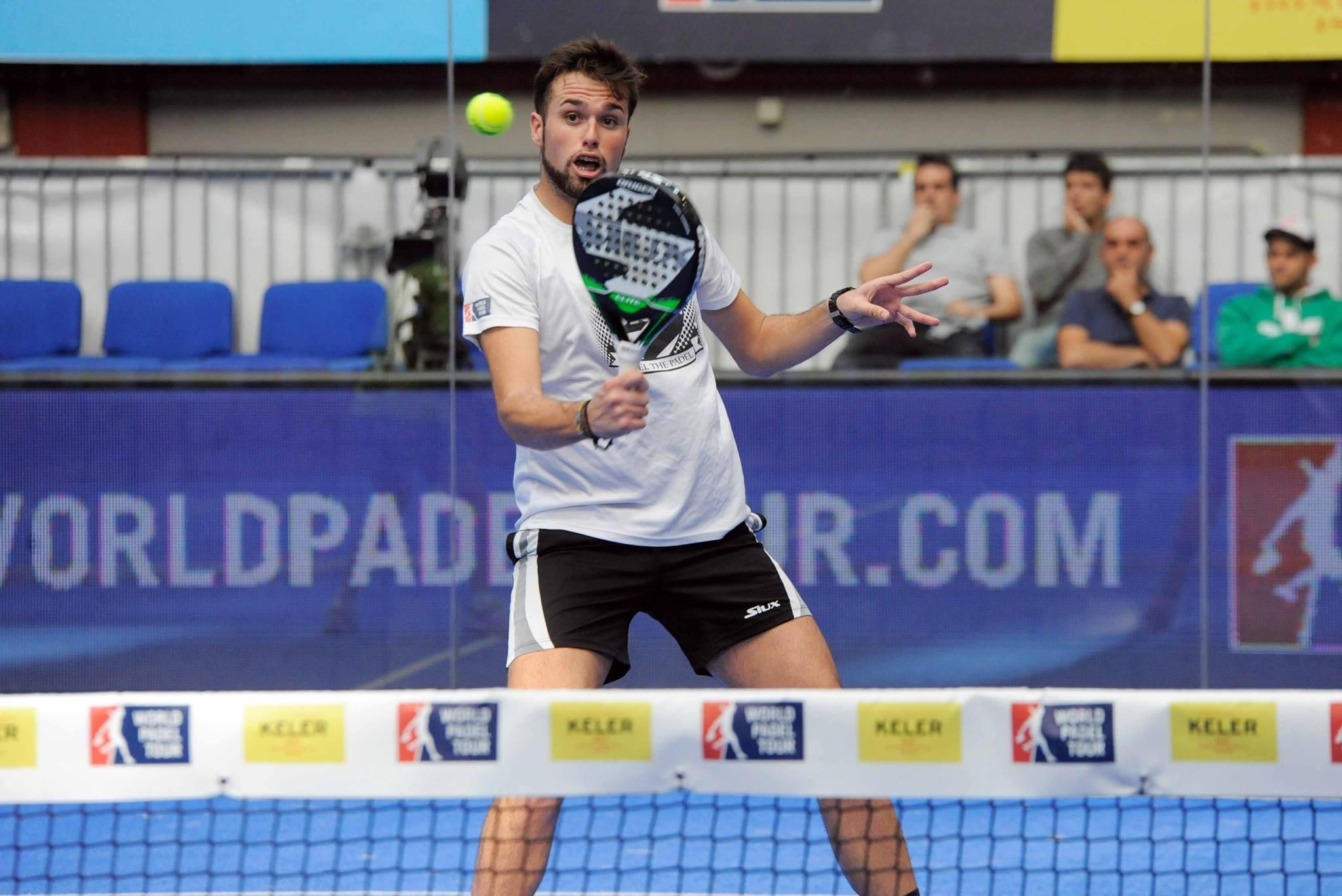 Rafa Mendez y David Garcia han realizado un gran papel en el Keler Euskadi Open