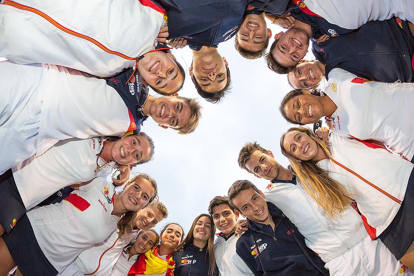 La Selección Española de Pádel arrasa en el Mundial de Menores de Mexico