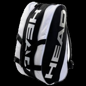 Paletero Head Supercombi blanco y negro
