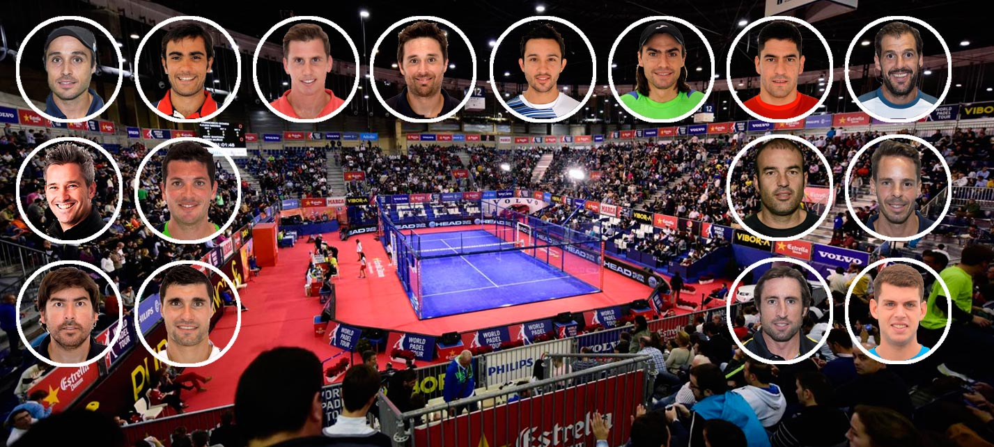 Conoce a las parejas masculinas clasificadas para el Master Final de Madrid