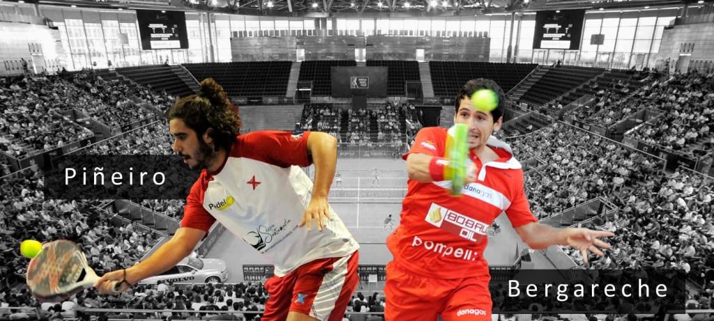 Martin Piñeiro y Jaime Bergareche, pareja joven y española para el 2016