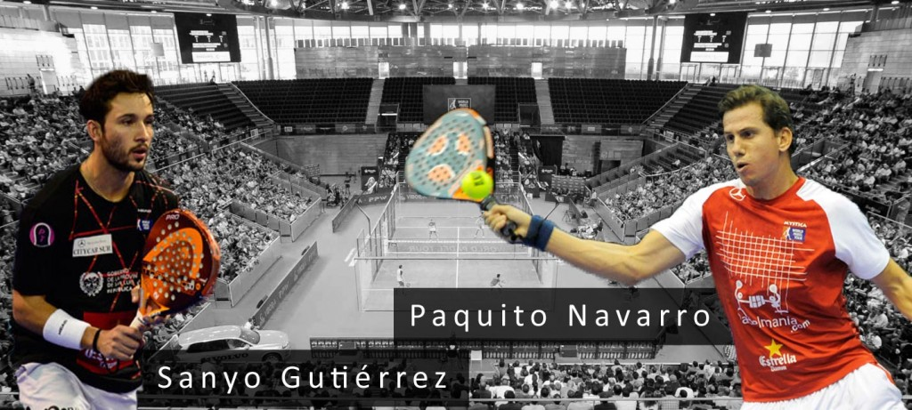 Sanyo y Paquito, nueva pareja para 2016
