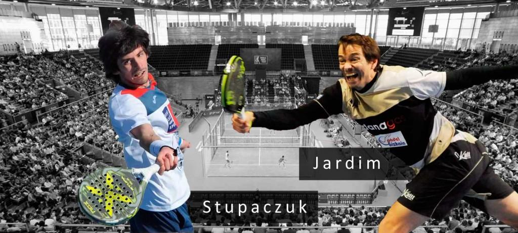 Franco Stupaczuk jugará con Jardim hasta que Di Nenno se recupere