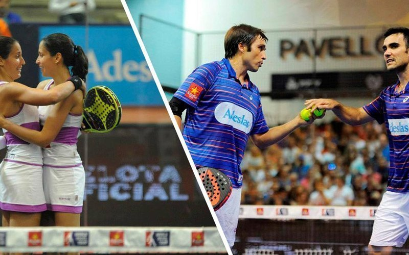 Estadísticas de la temporada 2015 del World Padel Tour