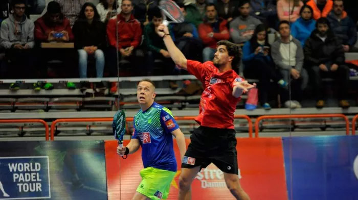 Reca y Lebrón hicieron un buen papel en el GIjón Open