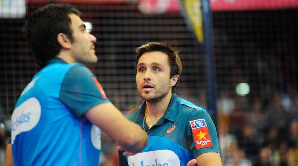 Bela y Lima demostraron un alto nivel de juego en la primera de las semifinales del Gijón Open