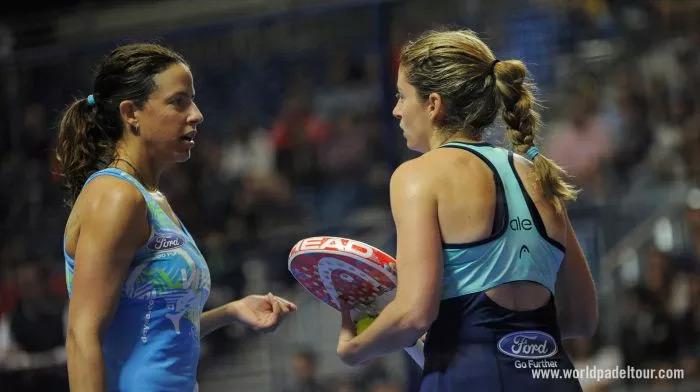 Marta Marrero y Alejandra Salazar están un poco más cercas de las números 1