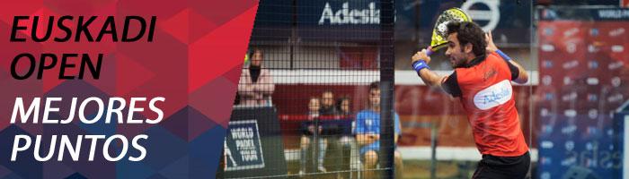Mejores puntos del Euskadi Open