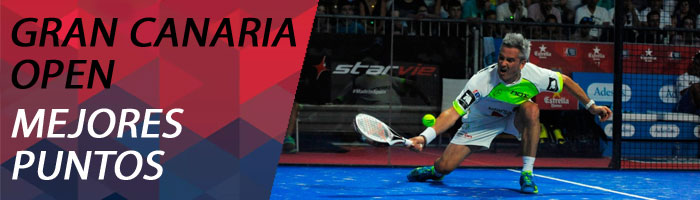 Mejores puntos del Gran Canaria Open