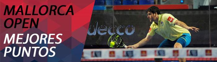 Mejores puntos del Mallorca Open