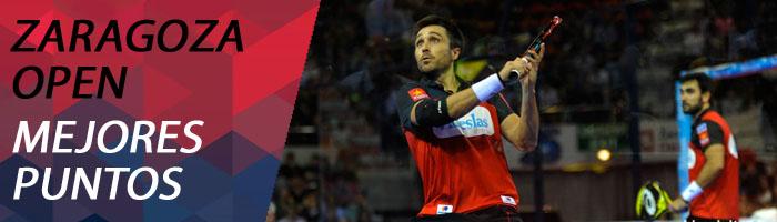 Mejores puntos del Zaragoza Open