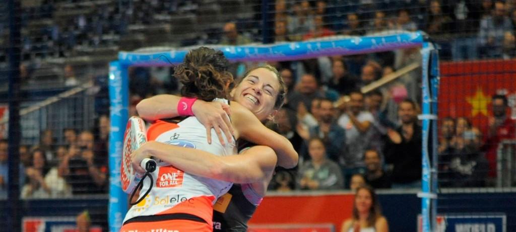 Ale Salazar y Marta Marrero conquistan la primera prueba femenina de la temporada